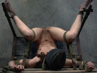 IR - April 14, 2014 - Bonnie Day - Bonnie's Bad Burglary Restrain bondage Day - HD