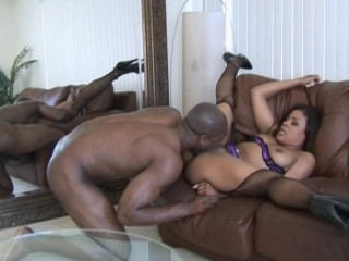 Attractive wifey getting pummeled