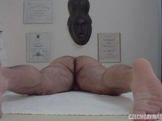The depraved massagist