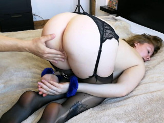 big ass russian amateur got pounded