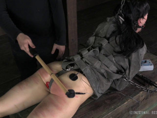 Diabolical Restraints - Groan Test Part II - Elise Graves - Nov 22, 2013