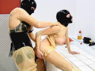 The Rubber Clinic - Clinic Clips Films Part 5
