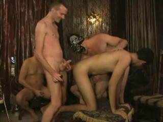 Knight Breeders - 22 loads Gang Bang