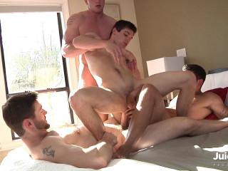 Quartet queer boys!