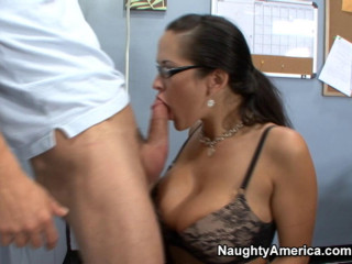 Carmella Bing, Alan Stafford - Fucky-fucky Schoolteacher FullHD 1080p