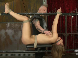 Alyssa Branch - High Energy Bondage & discipline