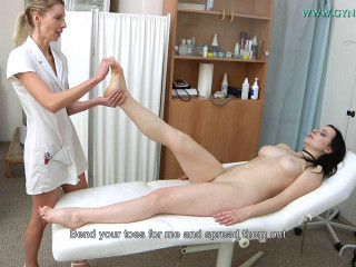 Nikita Ricci - Barely legal Years Girl Obgyn Examination - Mar 30, 2017