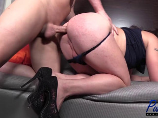Transsexual Kyra Kork - The End To a Romantic Meeting With a Sumptuous Crossdresser - Total HD 1080p