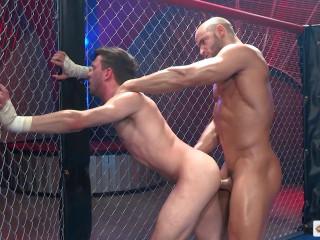 Total Knockouts: Scene 04 Sean Zevran & Micky Jr