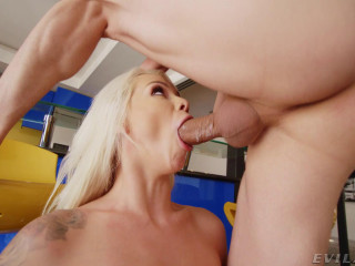 Elsa Jean - Plowing Tight Nordic Pussy (2020)