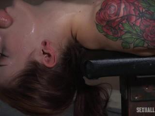 Anna De Ville Mummified With Vibrator - HD 720p