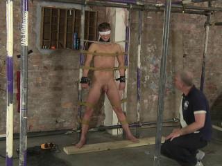 Cock Pleasing Punishment (Casper Ellis, Sebastian Kane)