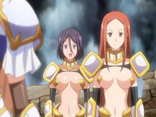 Kuroinu - Kedakaki Seijo Wa Hakudaku Ni Somaru - Scene 2