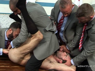 The Game (Wilfried Knight, Samuel Colt, Jake Genesis, Issac Jones, Morgan Black)