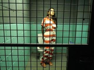 Gotcuffs - Charlie Mancini at intake part 3