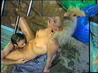 Super-fucking-hot Zone - Angel Kelly, Carol Titian, Gail  (1987)