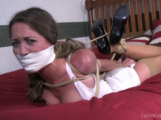 She Discovers Your Bondage Obsession-CCM