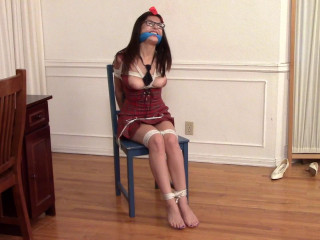 Detention for Schoolgirl Phoebe Queen Encore and Outtakes