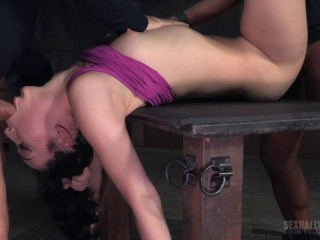 Epic Deepthroat and Massive Dicking Down By BBC! - Aria Alexander - HD 720p