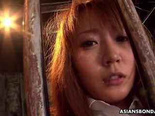 Asiansbondage - Jul 13, 2016 - Mischievous group sex scene with Chinese sweetie Hinata Komine