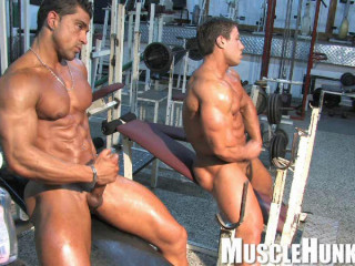 MuscleHunks - Boris Makov & Scott Kirby