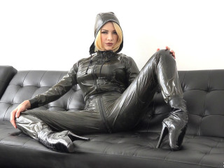 Pleasure Girl In Latex - Full HD 1080p