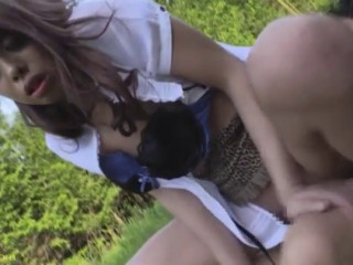 Erotic Female Ts Public Fucky-fucky Revealed Blush Urinating Xxx Outdoor Anal invasion Cocoa
