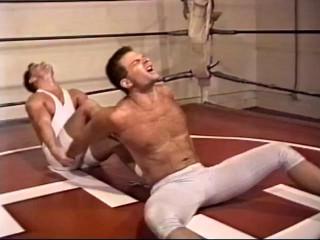 Bodybuilder Bondage Wrestling - Vol. 3 - (1994 Year)