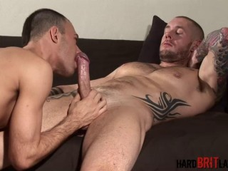 Harley everett & Brandon jones