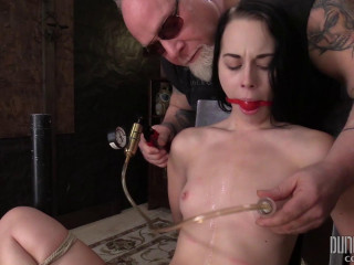 Dungeon Corp - Bambi Black - The Helplessness of the Ropes part 2