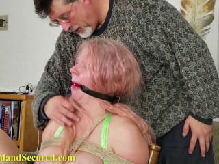 Sybil Starr Subdued!