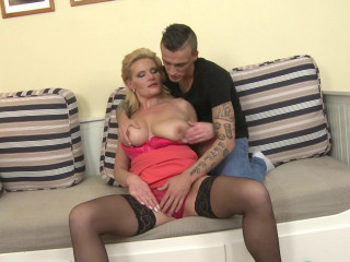 Margaux M - hot housewife doing her toyboy FullHD 1080p