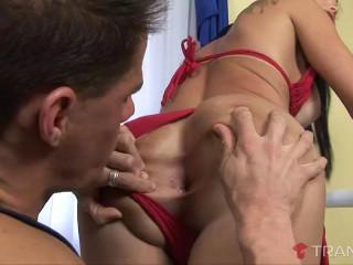 Big booty latina carla get anal pounding