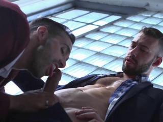 JonesExposed - Desire Part 3 - The Business Man - Brandon Jones, Alexy Tyler