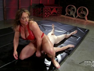 Brandi Mae Alpha Muscle Queen (28 Jun 2016)