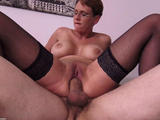 She just loves a big hard cock