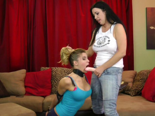 AnastasiaPierce - Randy Strapped and Torn up