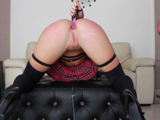 Punk School Girl Punished Teaser