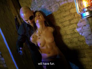 Lady Cosima Dominates Submissive Slave Babe Pt 2