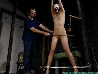Under Cover Spy Ariel Anderssen Captured and Interrogated - Scene 2 - HD 720p