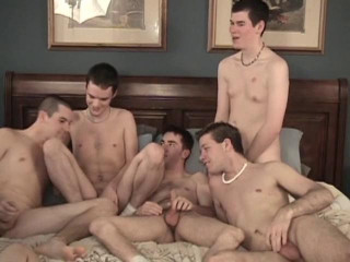 Marc's Orgy Afternoon Scene 3