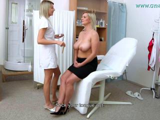 Kristen Klark - 30 Years Girl Gyno Exam