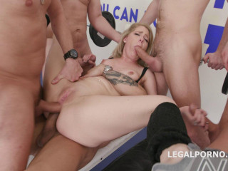 Hard anal training