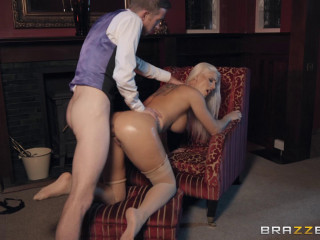 Blanche Bradburry - First Class Ass FullHD 1080p