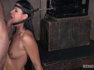 The World's Only Face Fucking Machine And On A Sybian! - India Summer - HD 720p