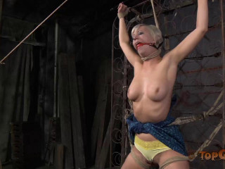 Tramp Bound, Part One - Virgin Ripped - BDSM, Humiliation, Torture