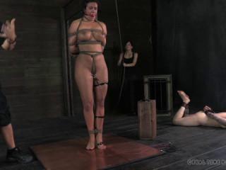 Realtimebondage - Penny Dreadful Part 3 - Penny Barber