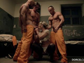 Samantha Jolie - Fucked Hard By Inmates