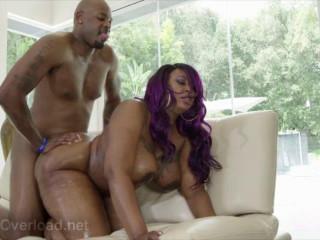huge tit ebony sluts fucking