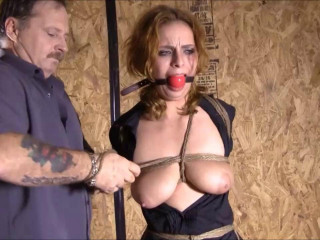 Brendasbound Ashley Graham In A Real Bondage Exprirence